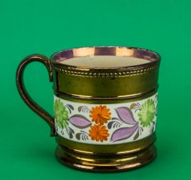 1830s coffee can