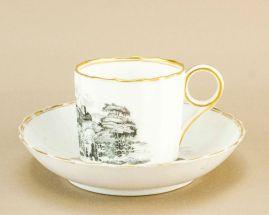 1830s coffee cup
