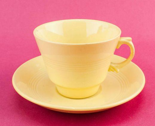 1950s teacup