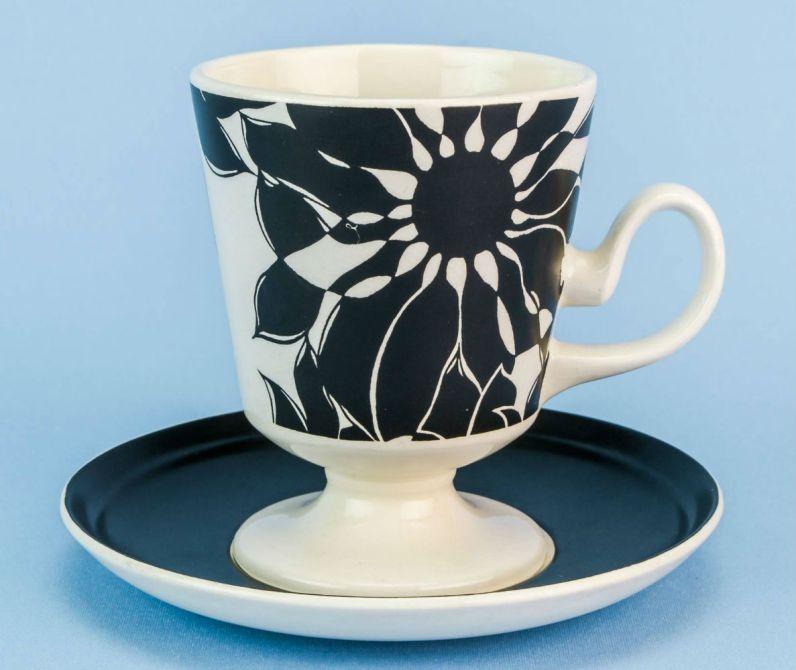 1970s teacup