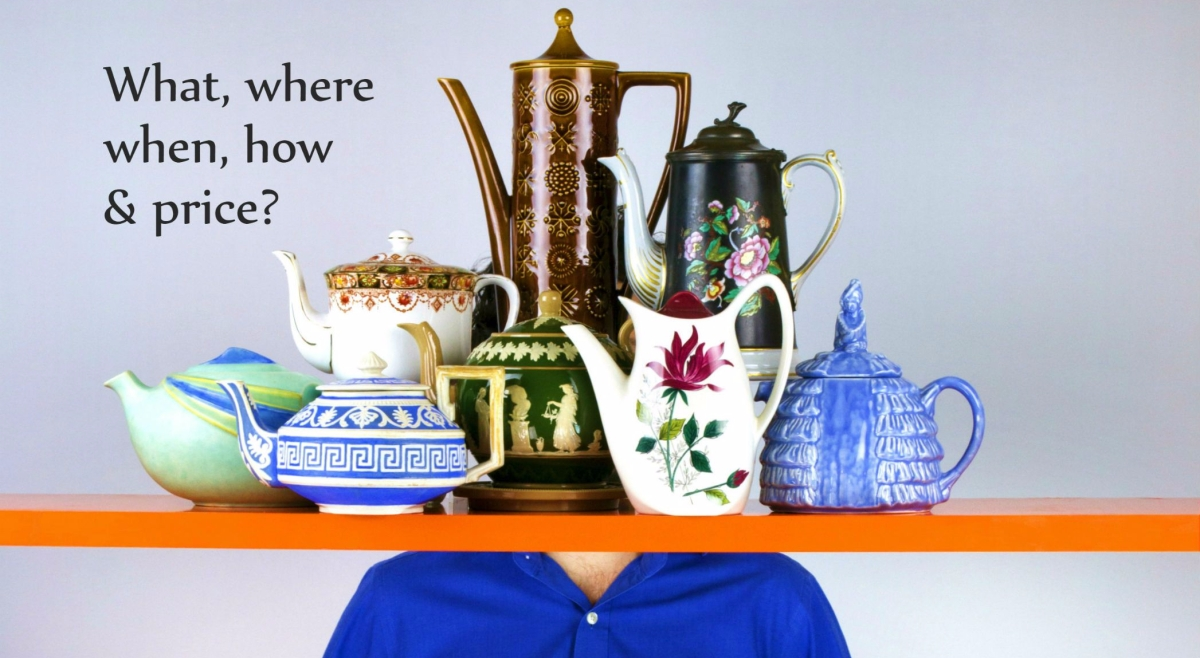 Need Help with Your Teapots?